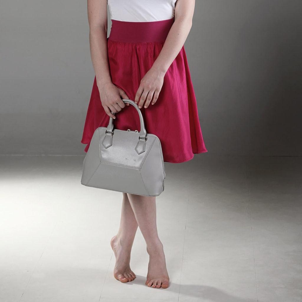 d2d795b4b85f Neliny maliny - krátká hedvábná sukně